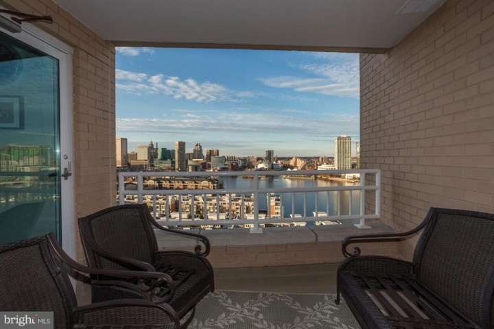 100 HARBORVIEW DR #1403, BALTIMORE, MD 21230